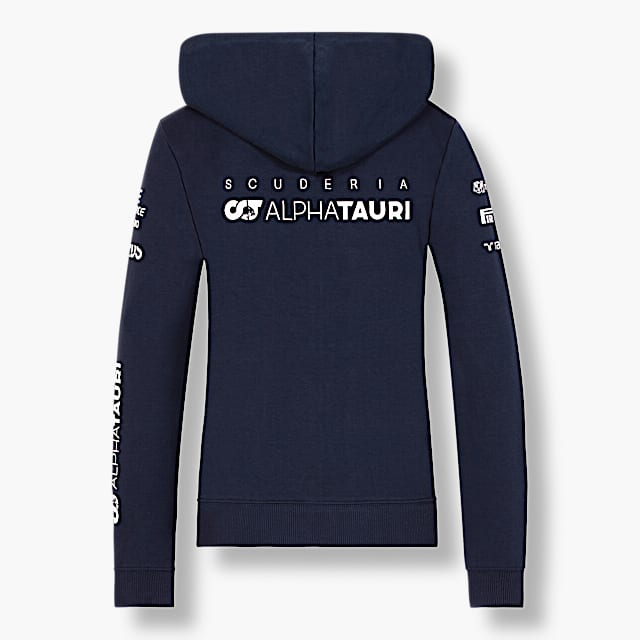 Official Teamline Sweatjacket (SAT21125): Scuderia AlphaTauri official-teamline-sweatjacket (image/jpeg)