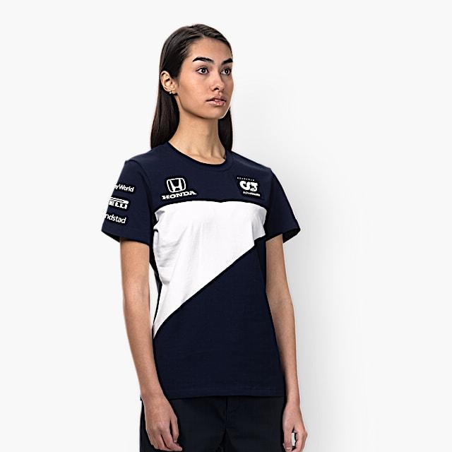 Official Teamline T-Shirt (SAT21126): Scuderia AlphaTauri official-teamline-t-shirt (image/jpeg)