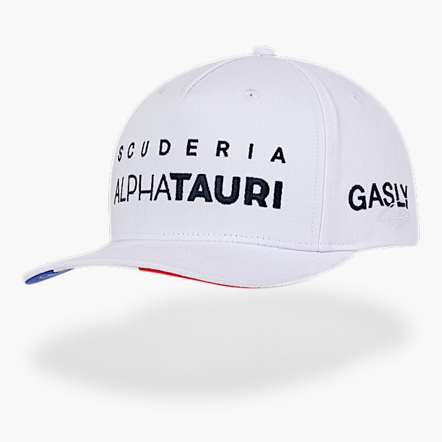 Pierre Gasly Driver Cap (SAT21281): Scuderia AlphaTauri pierre-gasly-driver-cap (image/jpeg)