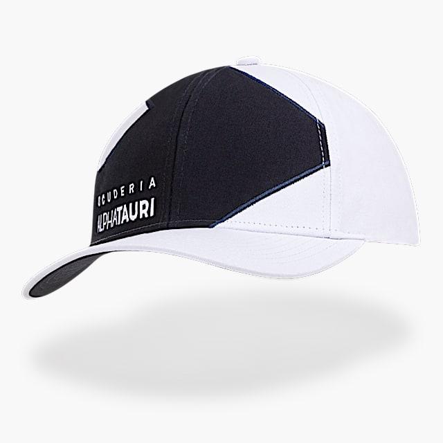 Official Teamline Cap (SAT21290): Scuderia AlphaTauri official-teamline-cap (image/jpeg)