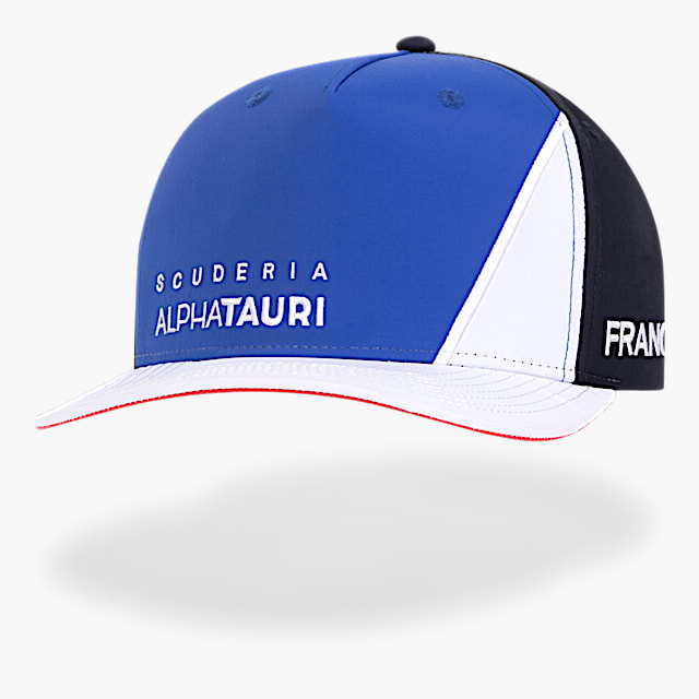 Pierre Gasly French GP Cap (SAT21295): Scuderia AlphaTauri pierre-gasly-french-gp-cap (image/jpeg)