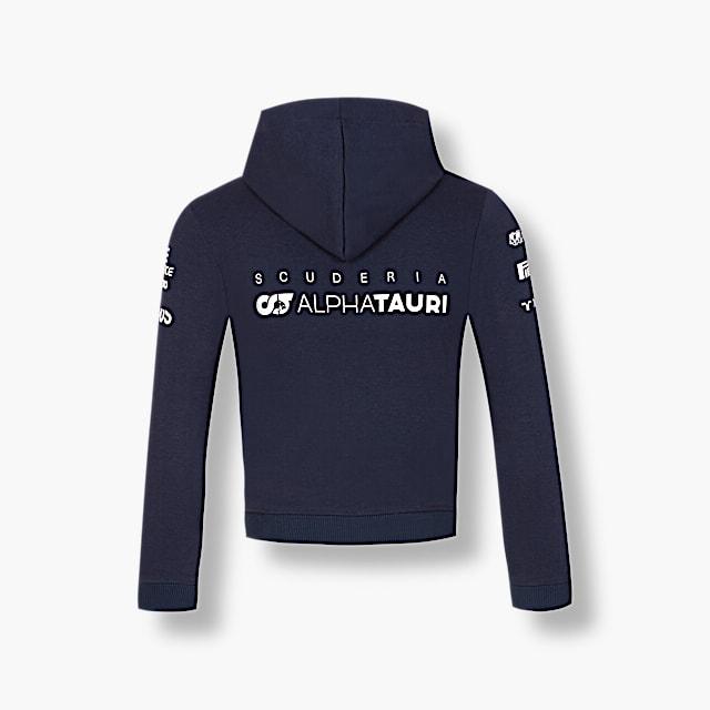 Official Teamline Hoodie (SAT21314): Scuderia AlphaTauri official-teamline-hoodie (image/jpeg)