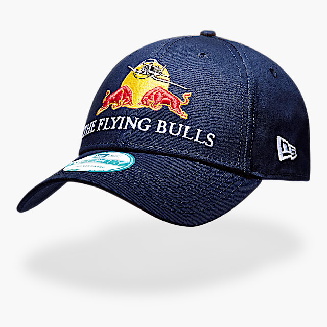 New Era 9Forty Stencil Cap (TFB15015): The Flying Bulls new-era-9forty-stencil-cap (image/jpeg)