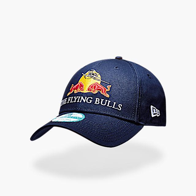 New Era 9Forty Stencil Cap (TFB15017): The Flying Bulls new-era-9forty-stencil-cap (image/jpeg)