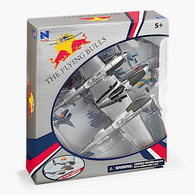 P-38 Red Bull 1:48 (TFB17005): The Flying Bulls p-38-red-bull-1-48 (image/jpeg)