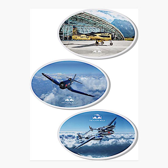 Fleet Sticker Set (TFB17031): The Flying Bulls fleet-sticker-set (image/jpeg)